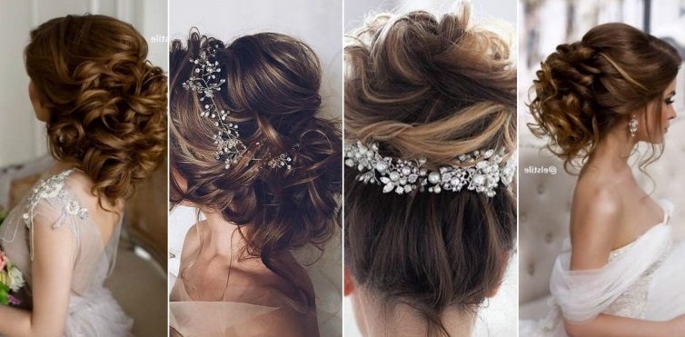 Medium Hair Hairstyles For Wedding